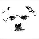 Misty Dog by Tenee Attoh