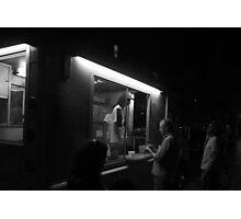 Artisan Ice Cream Truck - New York City Photographic Print