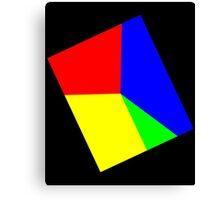 ipad case - Tilt! Canvas Print