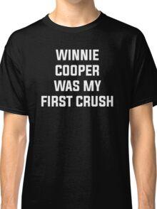 Winnie Cooper - Wonder Years Design Classic T-Shirt
