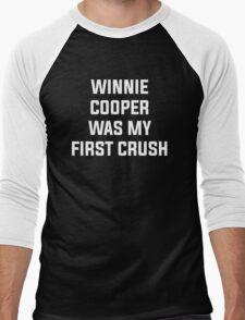Winnie Cooper - Wonder Years Design Men's Baseball ¾ T-Shirt
