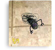 """On the Bathroom Floor"" by Richard F. Yates Metal Print"