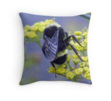 sweet nectar Throw Pillow