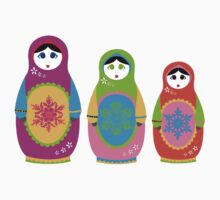 Matryoshka. by Vitta