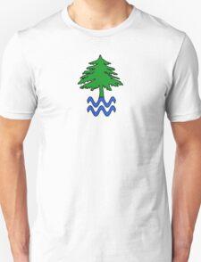 Tree & Water T-Shirt