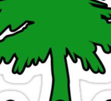 Tree & Water Sticker