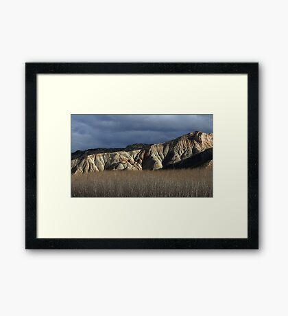 Gorafe, Spain Framed Print