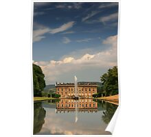 Chatsworth House - Derbyshire Poster