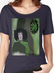 The Green Bird Women's Relaxed Fit T-Shirt