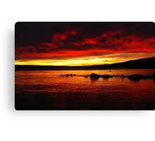 Ostersund, Sweden Canvas Print