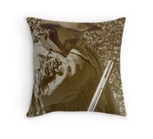 A Blink in time Throw Pillow