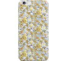 Forsythia in Muted Tones iPhone Case/Skin