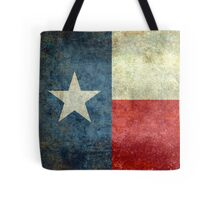 "The ""Lone Star Flag"" of The Lone State Texas Tote Bag"