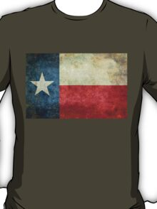 "The ""Lone Star Flag"" of The Lone State Texas T-Shirt"