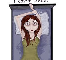 I can't sleep. by ROUBLE RUST