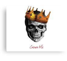 Hopsin - Crown Me Canvas Print