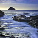 Trebarwith Vista by David Wilkins