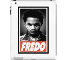 Fredo Stencil iPad Case/Skin
