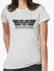Weyland Corporation Womens Fitted T-Shirt