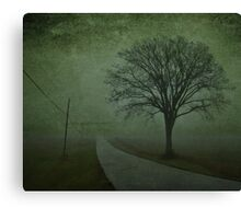 ROAD THAT LEADS TO NOWHERE Canvas Print
