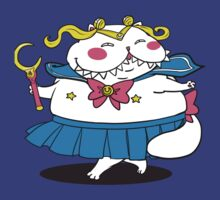 Sailor Fat Cat  by Hikaru Yagi
