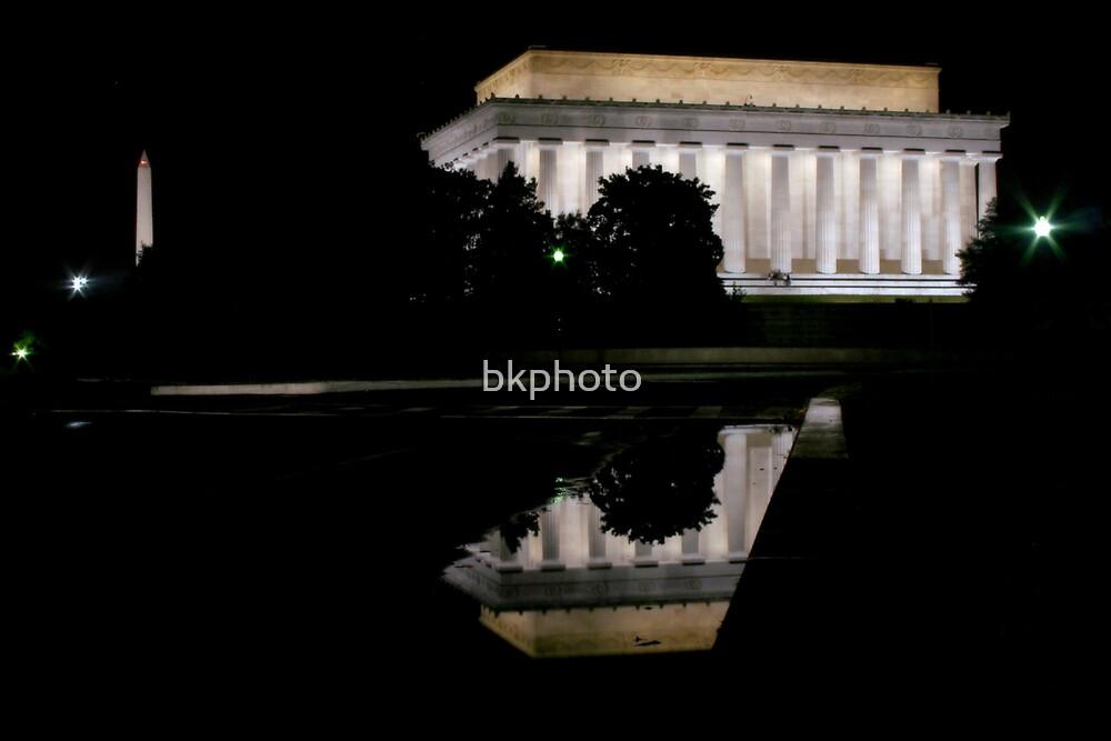 Washington DC Reflection 1 by bkphoto