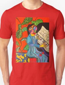 Piano Lady T-Shirt