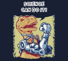 Science can do it ! Kids Clothes