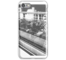 Humans of crowd iPhone Case/Skin
