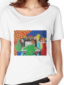 Piano Man Women's Relaxed Fit T-Shirt