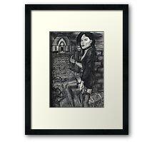 Come  Framed Print