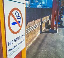 No smoking by somudrodepp