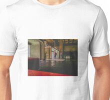 the man,waiting Unisex T-Shirt