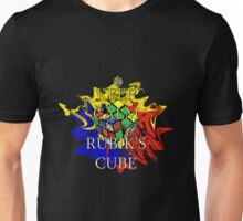 Keep Calm and Solve the Rubik's Cube Unisex T-Shirt