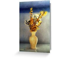 Spring Spice Greeting Card