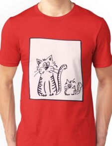 cather and son Unisex T-Shirt