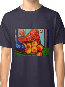Picasso's Fruit Classic T-Shirt