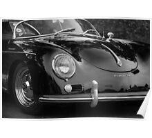 Porsche 365 Poster