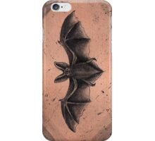 Bat Displayed iPhone Case/Skin
