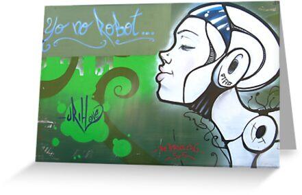 Yo No Robot, Spain by Fin Gypsy