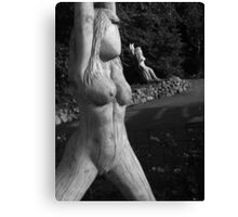 Wood Nymph, Denmark Canvas Print