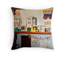 Cherished Throw Pillow