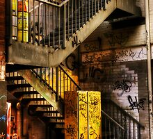 Fire Exit by gnubee