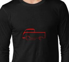 Barn Door Crew Cab Long Sleeve T-Shirt