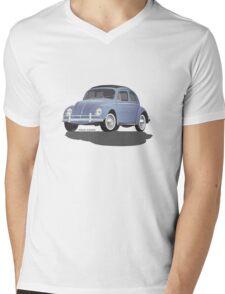 VW Beetle Bug Kaefer Mens V-Neck T-Shirt