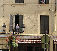 Lourdes, France by Fin Gypsy