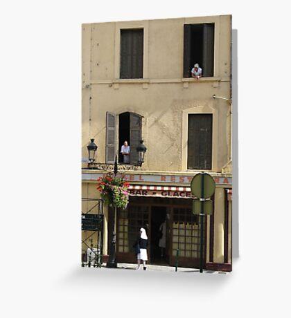 Lourdes, France Greeting Card