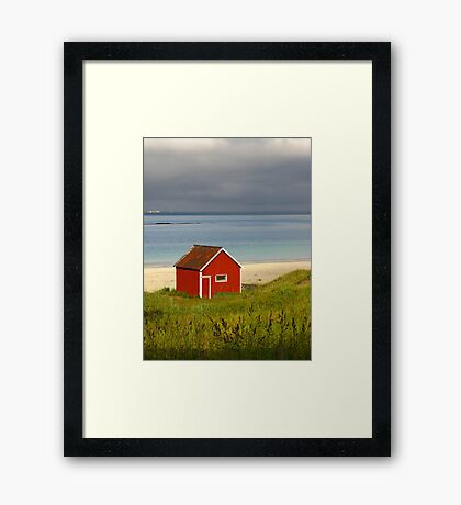 Lofoten Islands, Norway Framed Print