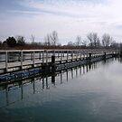 Lakeshore  (Water reflection VII)...  by sendao