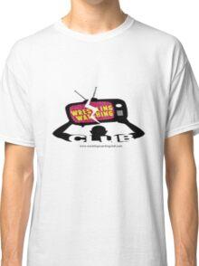 Wrestling Watching Club Logo Classic T-Shirt